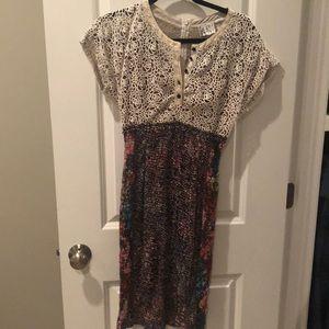 Byron Lars Anthropologie Dress size 2